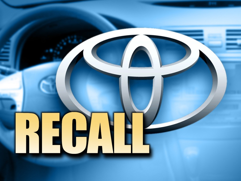 report on toyota recall Toyota recalls 2016 rav4 for braking issue   accidents or fatalities linked to the recall, toyota spokeswoman  the brake report is an online media platform.